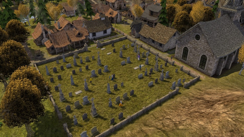 Banished graves