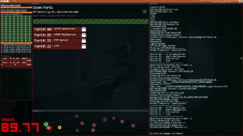 Hacknet cracking.png