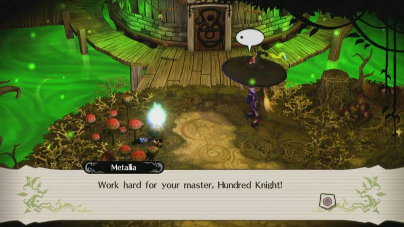 Hundred Knight in-engine