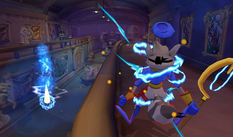 Sly 2 museum