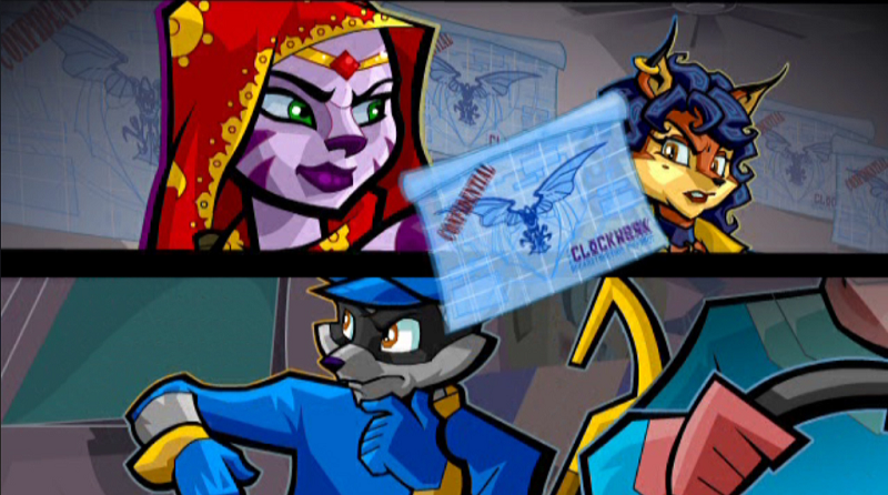 Sly 2 story