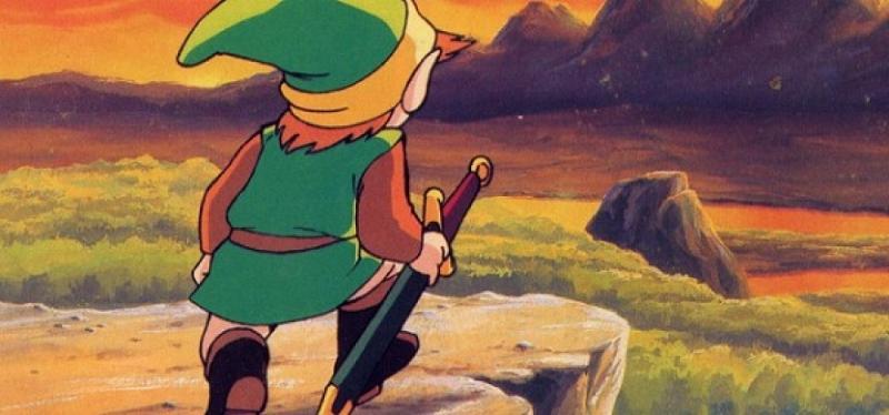 Zelda 1 art