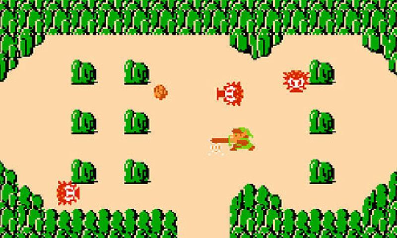 Zelda 1 octorok