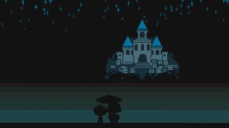 Undertale castle