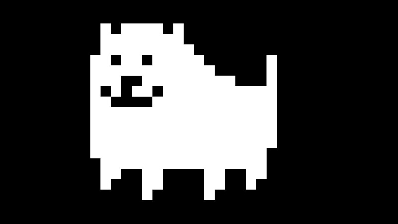 Undertale annoying dog