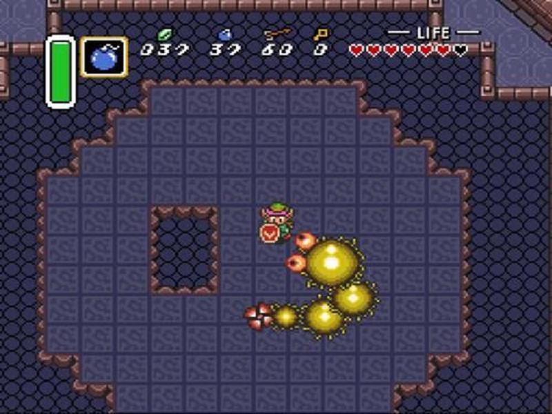 Zelda boss