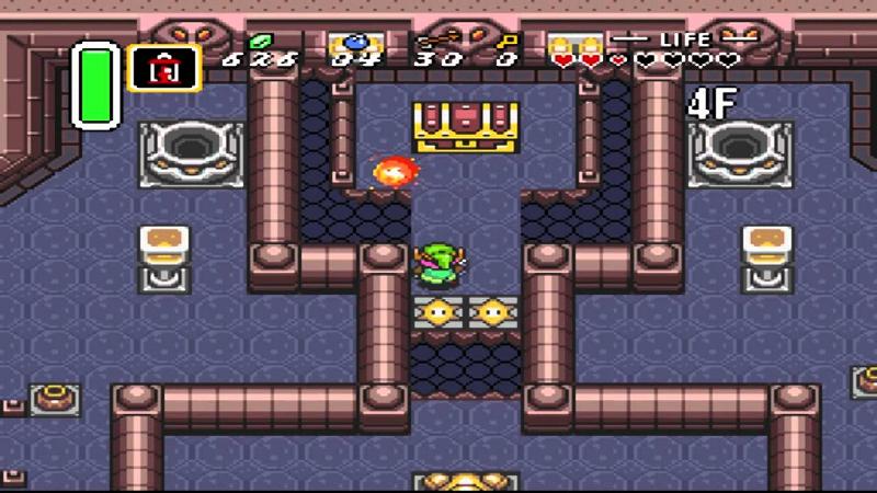 Zelda key