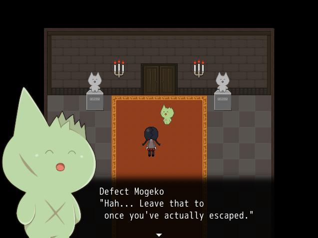 Mogeko Defect