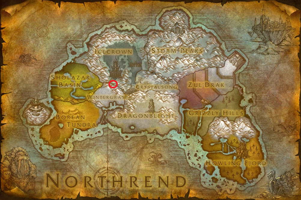 Northerend map.png