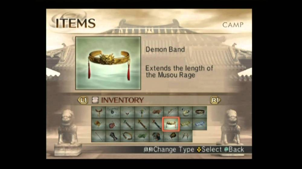 DW5 items