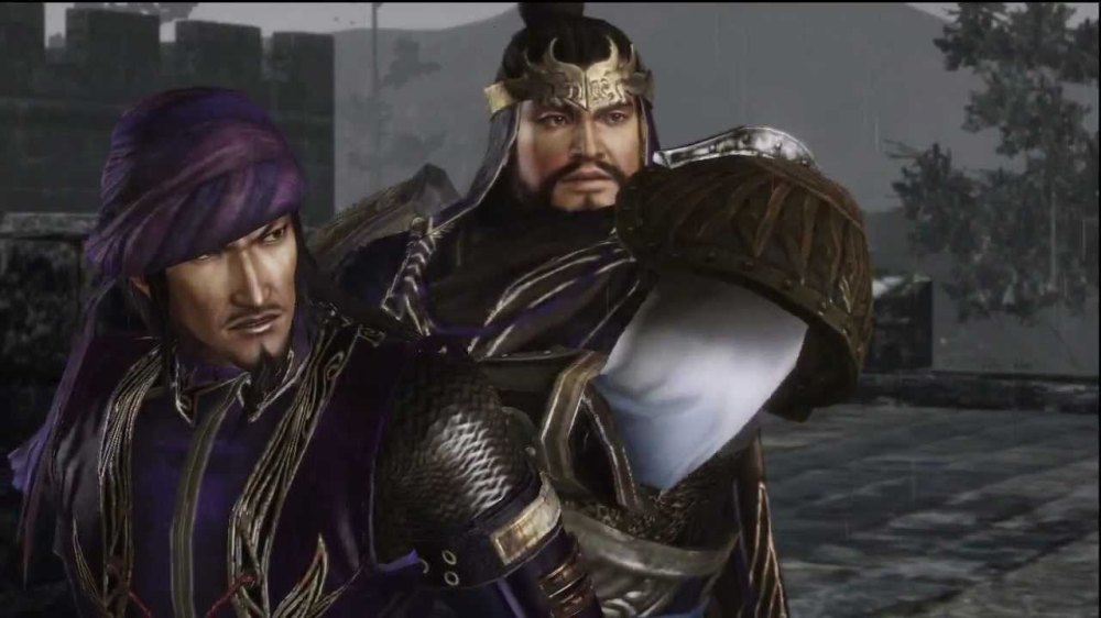 DW7 story mode
