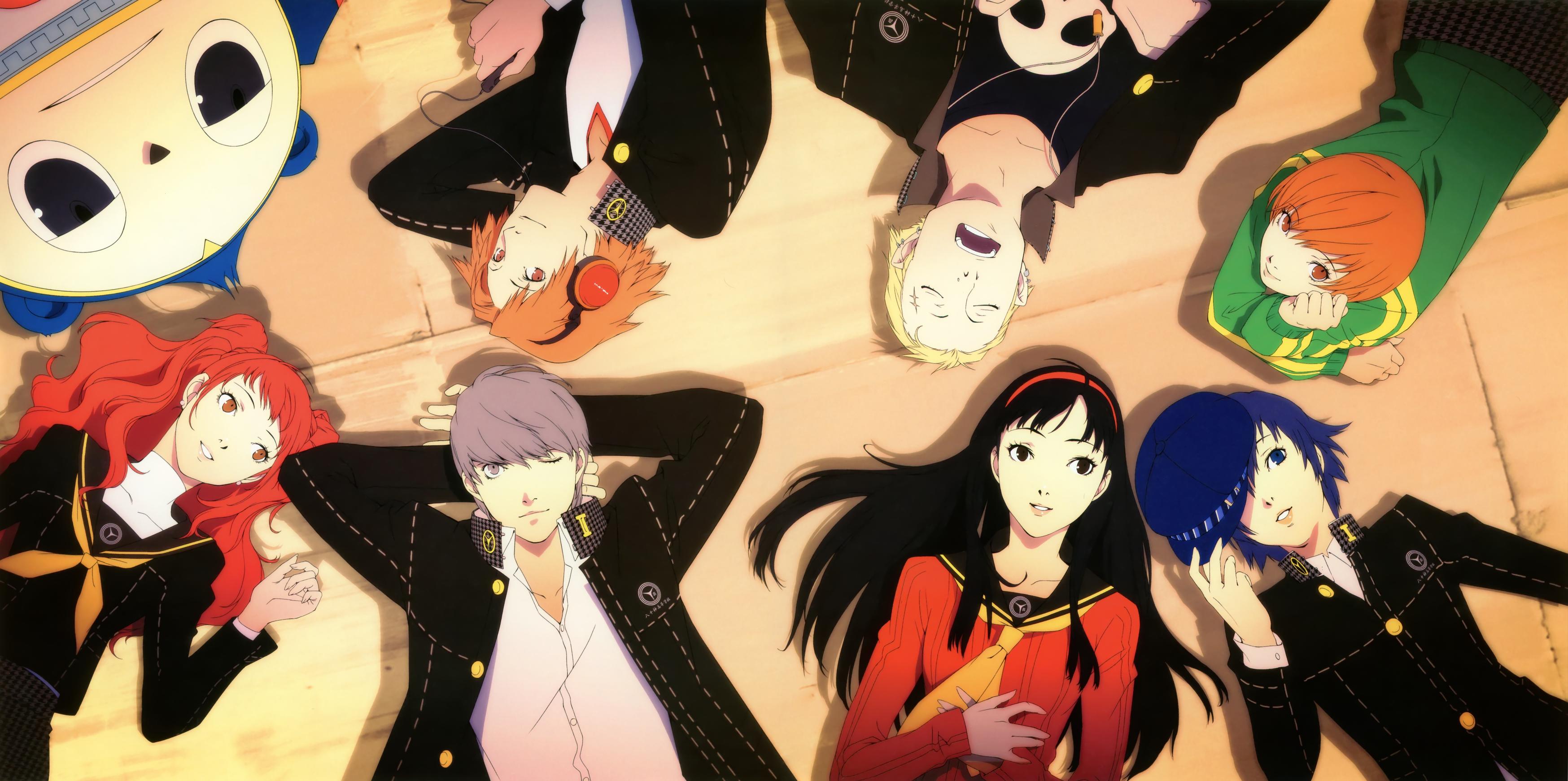 Persona 4 cast.jpg