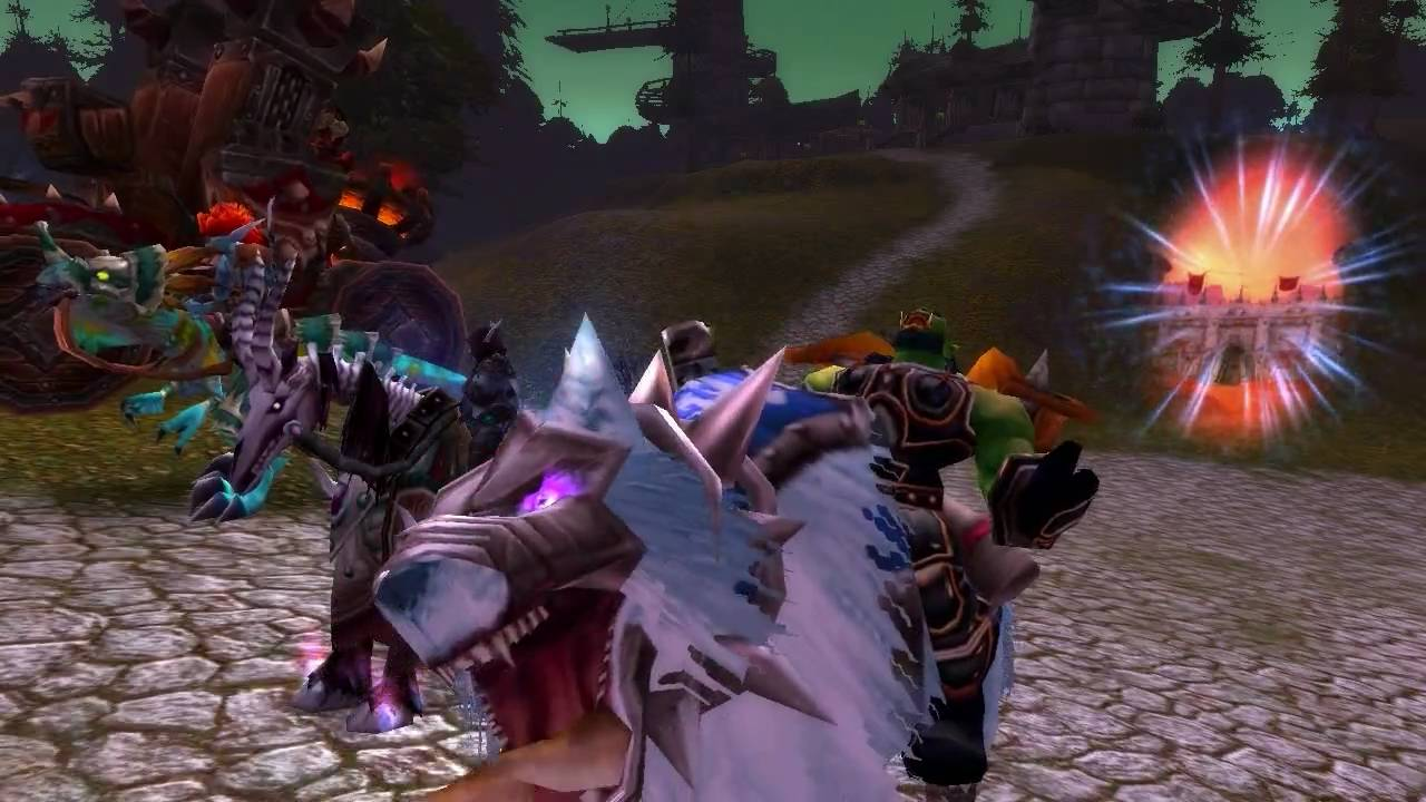 Battle for the Undercity