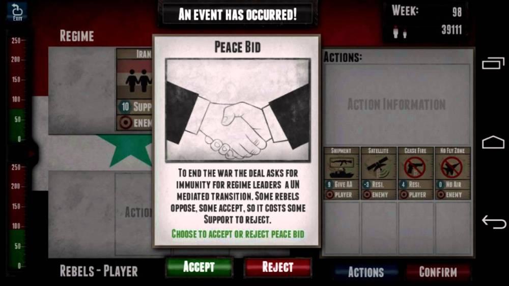 Endgame Syria peace