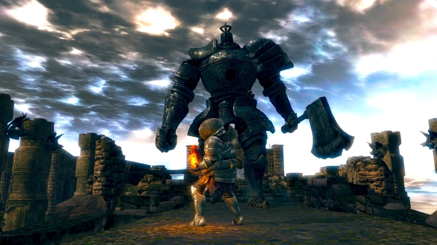 Dark Souls Iron Golem