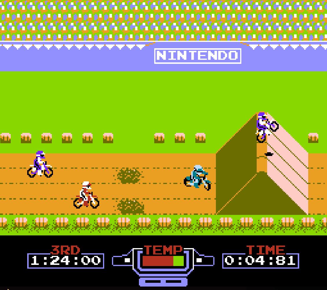 Excitebike mode 2