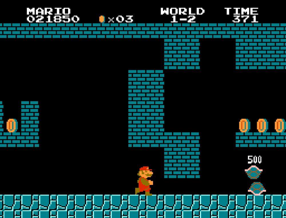 Super Mario Bros. + Duck Hunt (U) -180711-142715