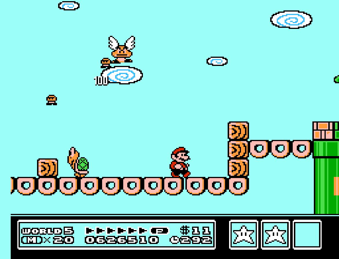 Super Mario Bros. 3 (E) [!]-181226-175650