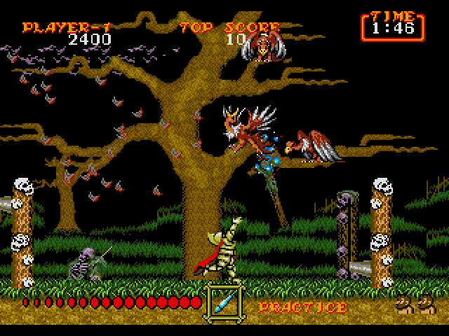 Ghouls 'N Ghosts (UE) (REV02) [!]001