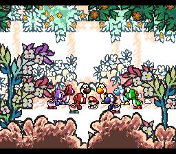 Super Mario World 2 - Yoshi's Island003