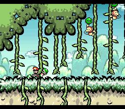 Super Mario World 2 - Yoshi's Island013