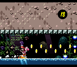 Super Mario World 2 - Yoshi's Island014