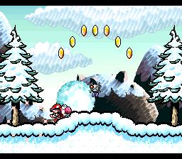 Super Mario World 2 - Yoshi's Island019